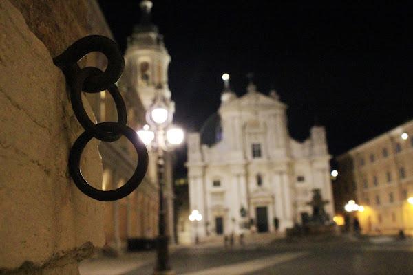 Loreto by night di Simone