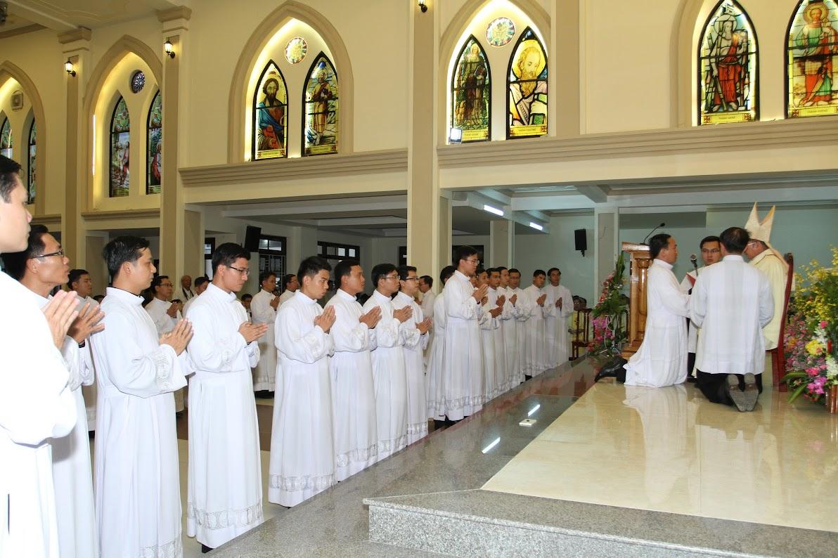 Lễ Phong Chức Phó Tế tại Toà Giám Mục Nha Trang - Ảnh minh hoạ 12