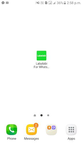 Labalabi For Whatsapp screenshot 1
