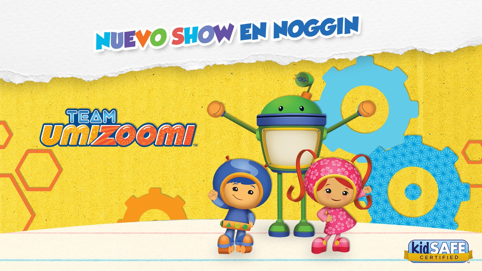 NOGGIN: Videos de Nick Jr: captura de pantalla