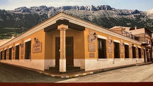 Fachada de Restaurante El Panzas.