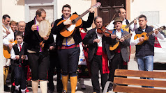 Actuación de las cuadrillas en la Plaza del Pueblo de Chirivel