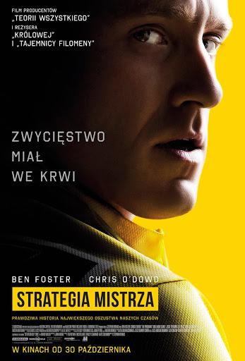 Polski plakat filmu 'Strategia Mistrza'