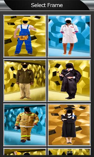 玩免費攝影APP|下載制服的照片蒙太奇 app不用錢|硬是要APP