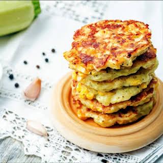 Fried Corn Cakes Recipes.