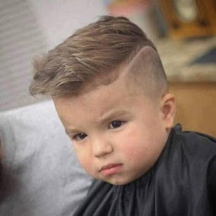 Baby Boy Hairstyle Android Apps On Google Play - Baby boy hairstyle images
