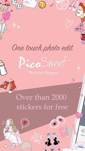 PicoSweet - Kawaii deco with 1 tap 3.150.459 screenshots 1