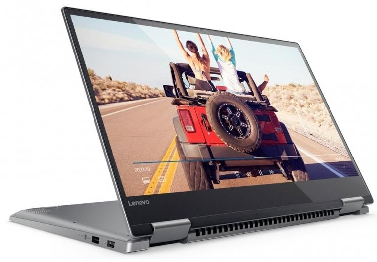 Фото 3 - Ультрабук Lenovo Yoga 720 Iron Grey (81C300A1RA)