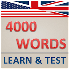 4000 American English Words icon