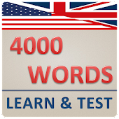 4000 American English Words