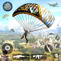 3D Squad Free Fire Battleground Team Shooter 2021 icon