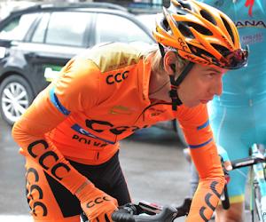 'Circus-Wantry Gobert schiet meteen in actie en behoudt twee wielrenners van CCC'