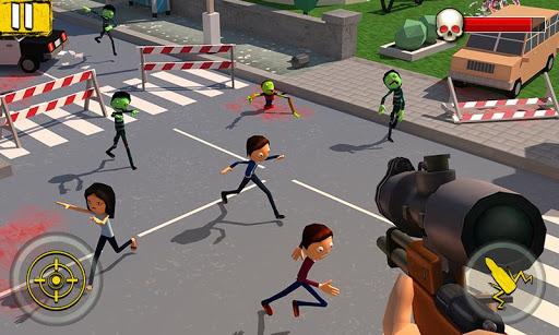 Halloween Sniper : Scary Zombies 1.6 screenshots 2