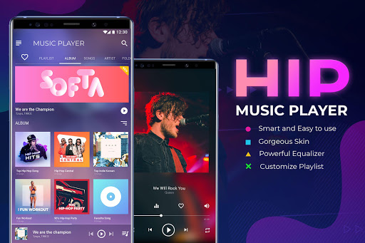 HIP Music Player: Free Mp3 Player - Audio Beats App Report