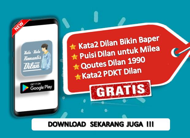 Download Kata Kata Romantis Dilan 1990 1991 Apk Latest