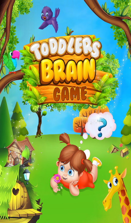 Toddlers Brain Game- screenshot