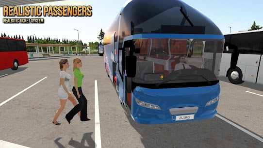 BUS SIMULATOR MOD APK ULTIMATE DOWNLOAD FREE HACKED VERSION 5