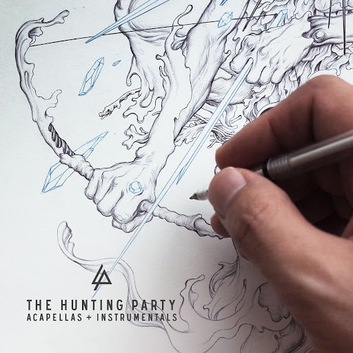 Linkin Park: The Hunting Party: Acapellas + Instrumentals
