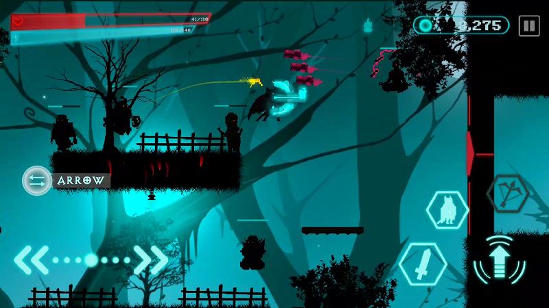 Gleam of Fire Plus+ Screenshot 1