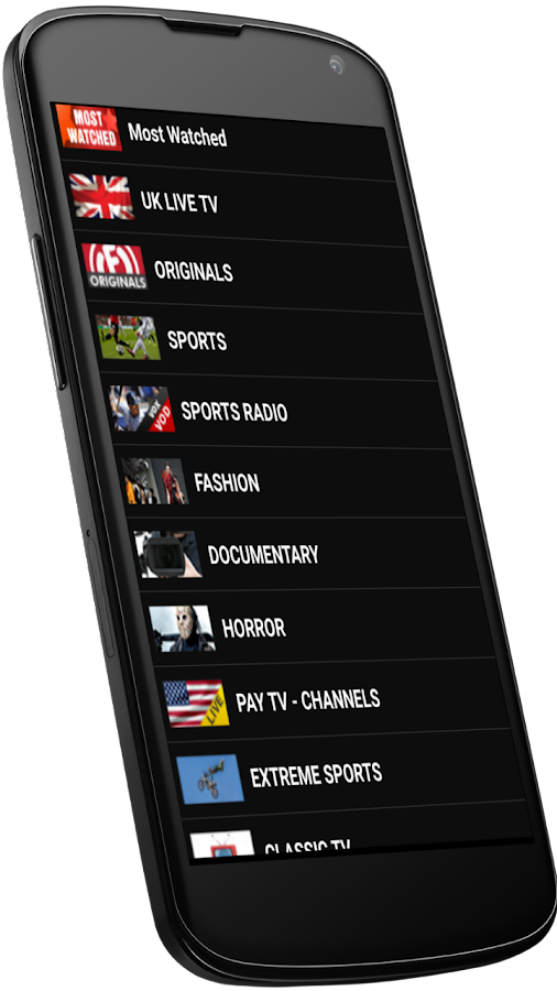 LiveStream TV - Watch TV Live- screenshot