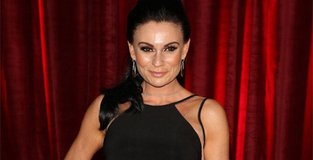 Lucy Pargeter's pregnancy drama