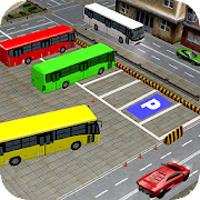 Game City Bus Parking Driving Simulator 3D APK for Windows Phone