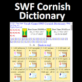 Vocab Game SWF Cornish Dictionary