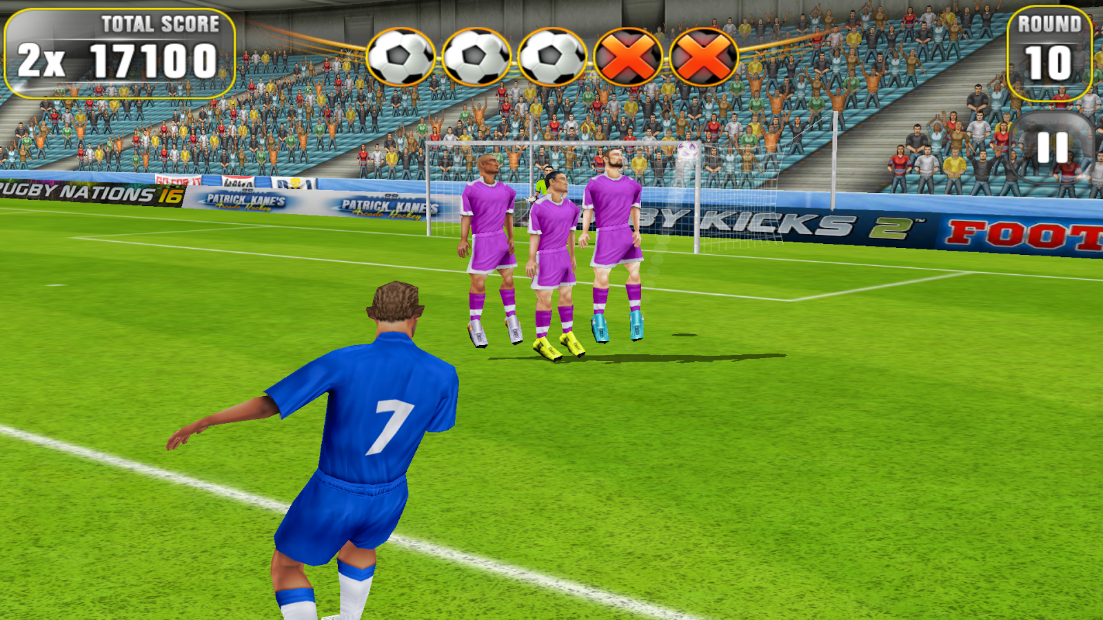 Football Kicks- screenshot