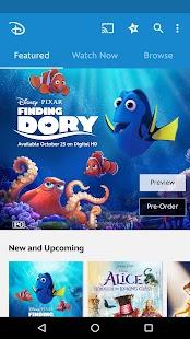Disney Movies Anywhere Screenshot 1