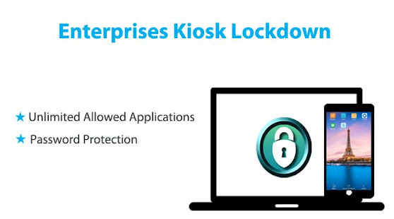 Kiosk Lockdown LimaxLock