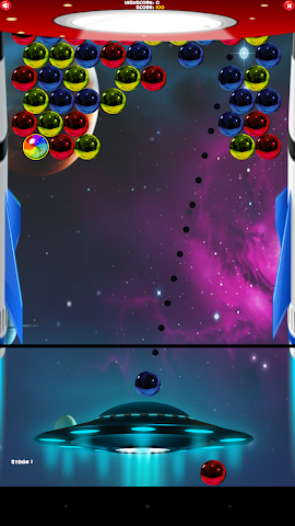 android Bubble Worlds Screenshot 1