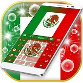 Mexico Keyboard Theme