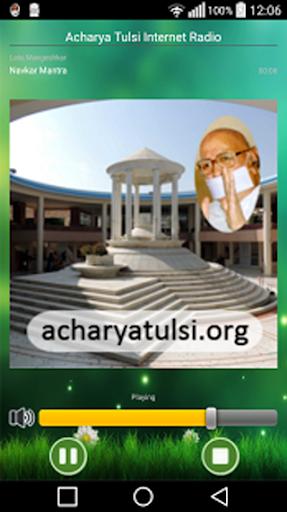 Acharya Tulsi Internet Radio