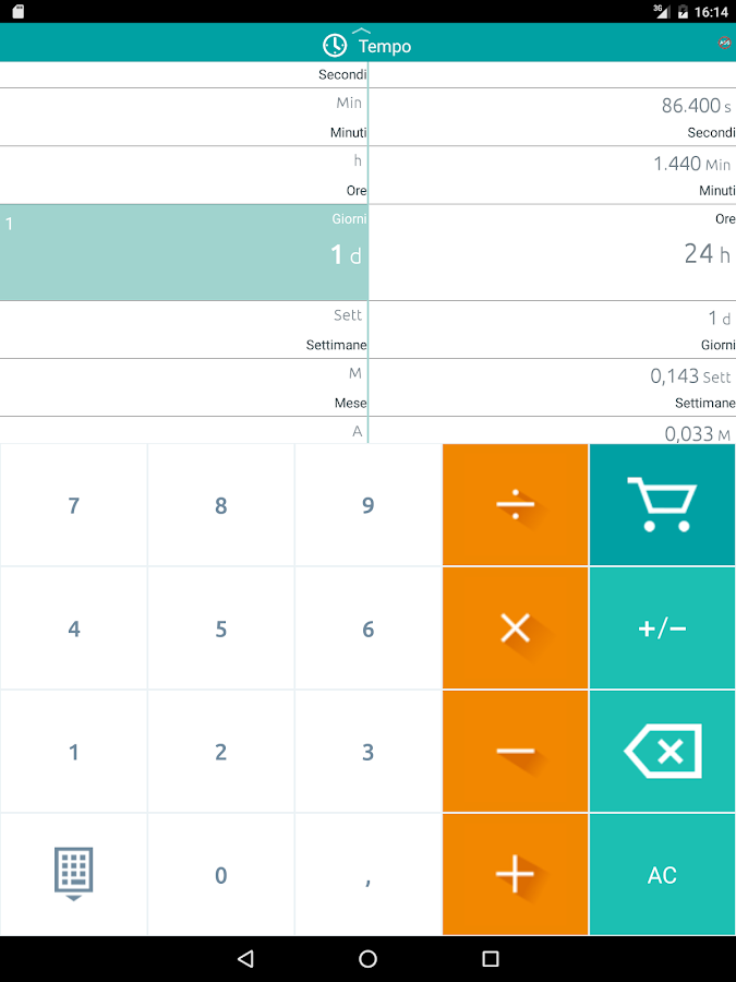 Popolare Convertitore di unità - Valute & unità di misura - App Android su  PH25