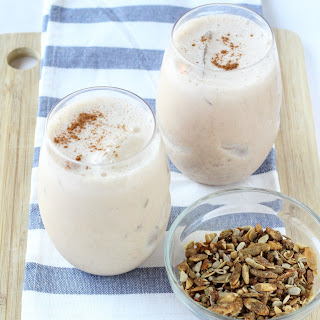 Vanilla Almond Frappe