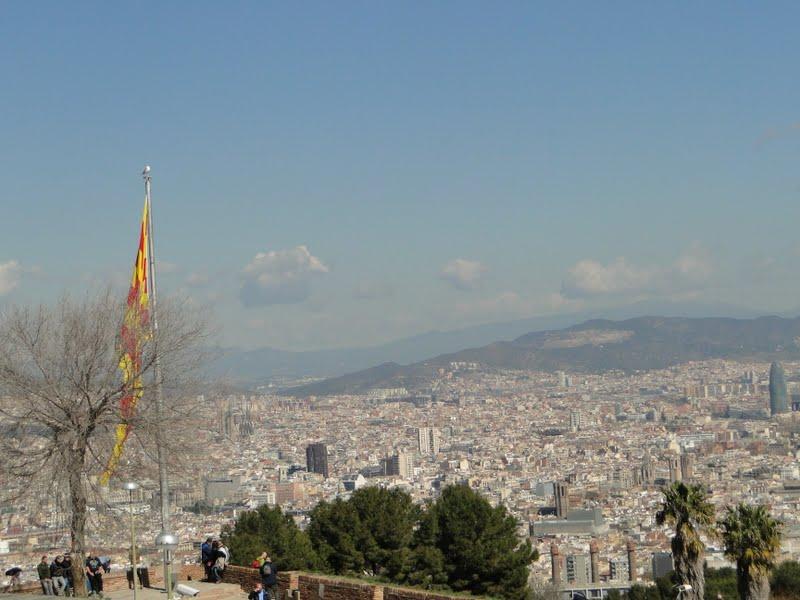 Прогулка по Барселоне (июль 2015+март 2016+февраль 2017)