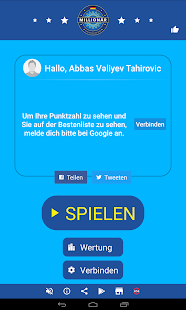 Neuer Millionär - Millionaire quiz game in German- screenshot thumbnail