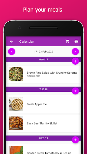 My Recipe Box : RecetteTek 5.6.3 Screenshots 4