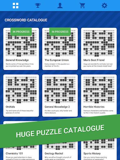 Crossword Puzzle Free 0.0.5 screenshots 6