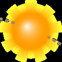 Sun Position, Sunrise, and Sunset icon