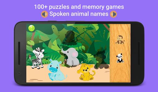 Kids Puzzle: Animals