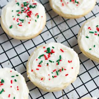Lofthouse Copycat Sugar Cookies.