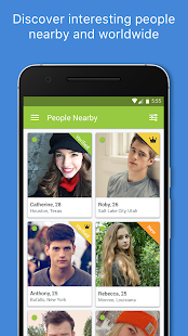 Zorpia: Dating with free chat- screenshot thumbnail