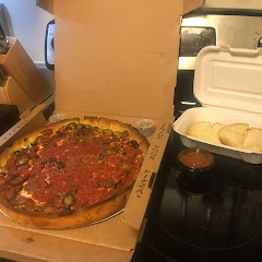 Delicious deep dish and cheese bread gluten free