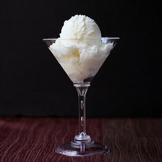 Pineapple Yogurt Ice Cream