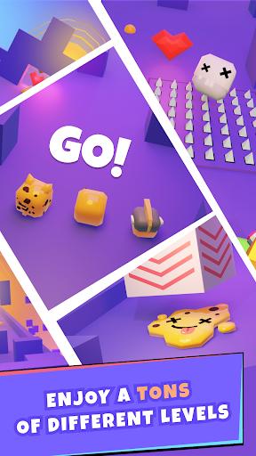 Télécharger Gratuit Geometry Runner apk mod screenshots 5