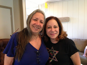 Photo: Yael Caiserman Rosenbloom and Karen Polan
