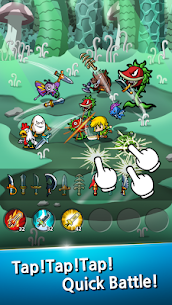 Blade Crafter 2 Mod Apk (Unlimited Golds and Coins) 2