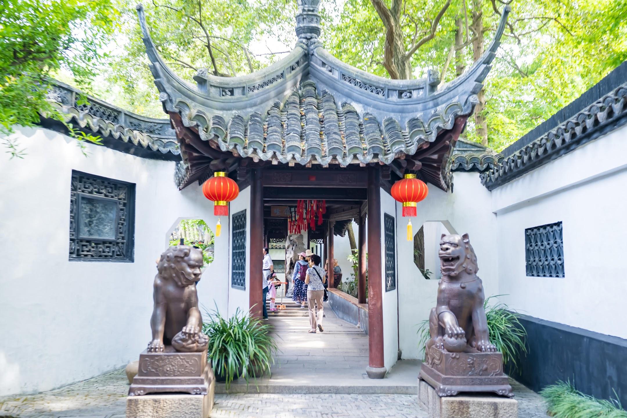 上海 豫園1