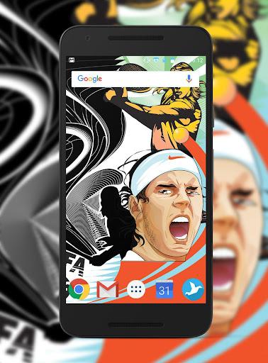 Rafael Nadal Wallpaper HD  screenshots 5
